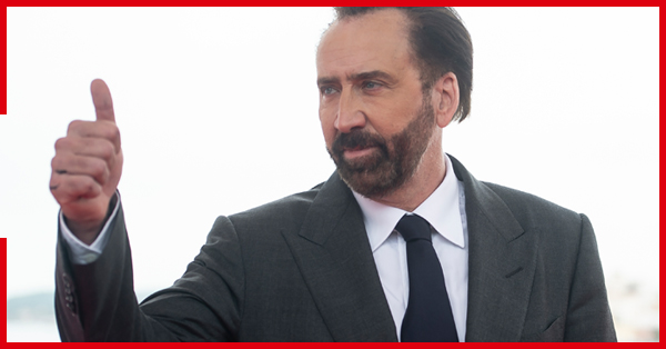 Nicolas Cage in Talks to Star as Himself in a New Meta Drama, And More Movie News