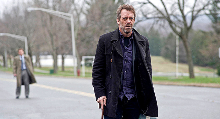 HOUSE, Hugh Laurie, ' Both Sides Now ', (Season 5, episode 524, May 11, 2009), 2005-,. Photo: Larry Watson / © FOX / courtesy everett collection