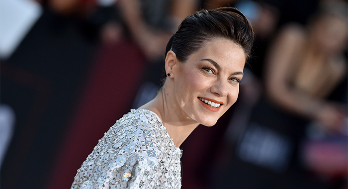 "WESTWOOD, CALIFORNIA - OCTOBER 07: Michelle Monaghan attends the Premiere of Netflix's ""El Camino: A Breaking Bad Movie"" at Regency Village Theatre on October 07, 2019 in Westwood, California. (Photo by Axelle/Bauer-Griffin/Getty Images)"