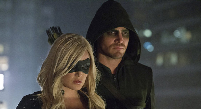 Arrow season 2 (The CW)