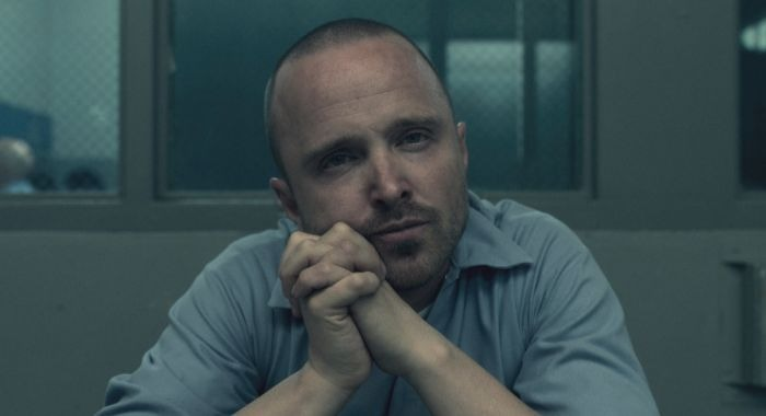 Aaron Paul in Truth Be Told (Apple TV+)