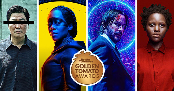 Golden Tomato Awards: Best Movies & TV of 2019