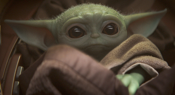 The Mandalorian - The Child aka Baby Yoda (Disney+)