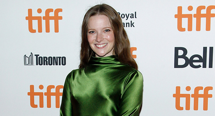 Morfydd Clark at arrivals for THE PERSONAL HISTORY OF DAVID COPPERFIELD Premiere at Toronto International Film Festival 2019, VISA Screening Room, Toronto, ON September 5, 2019. Photo By: JA/Everett Collection