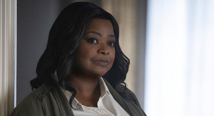 Octavia Spencer in Truth Be Told s1 (Apple TV+)