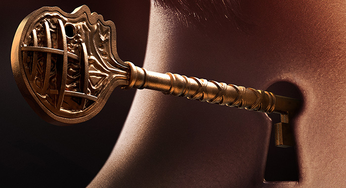 Locke and Key (Netflix)