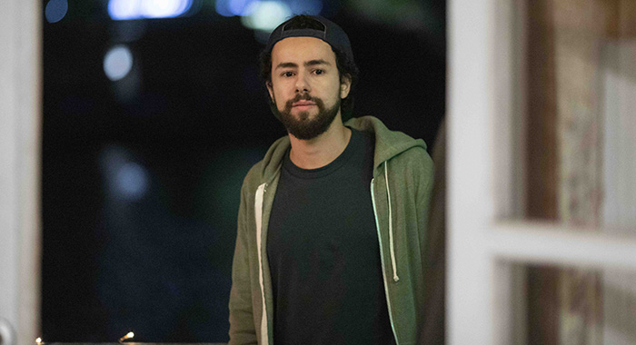 "Ramy -- ""Dude, Where's My Country"" - Episode 109 - Ramy (Ramy Youssef), shown. (Photo by: Hasan Amin/Hulu)"
