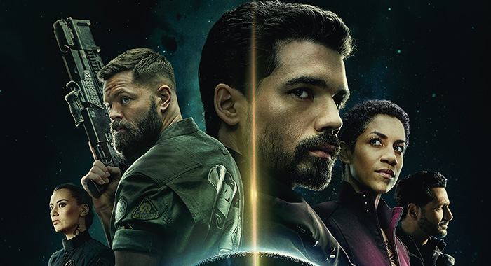The Expanse season 4 signing poster cropped (Amazon Prime)