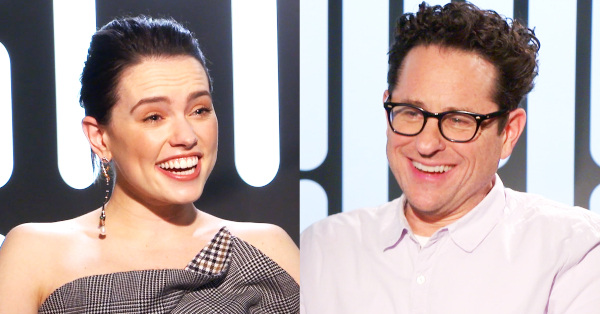 J.J. Abrams, Daisy Ridley, and <em>The Rise of Skywalker</em> Cast On their Star Wars Legacy