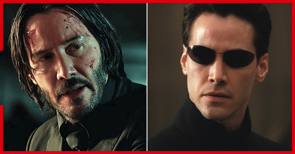 Keanu vs. Keanu &#8211; <em>The Matrix 4</em> and <em>John Wick: Chapter 4</em> Scheduled for Same Release Day, and More Movie News