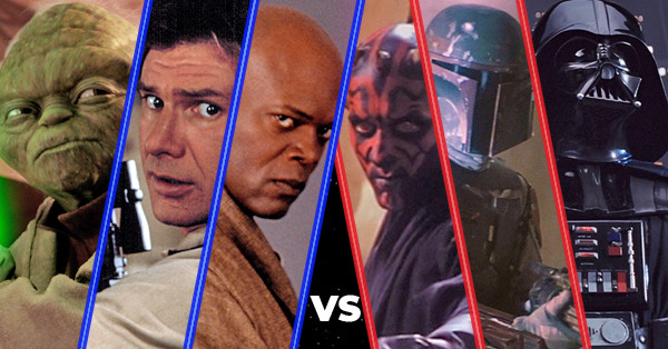 The <em>Star Wars</em> Showdown &#8211; Round 1