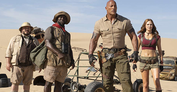 Weekend Box Office Results: Audiences Went to <em>The Next Level</em> for <em>Jumanji</em>