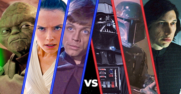The <em>Star Wars</em> Showdown &#8211; Round 2