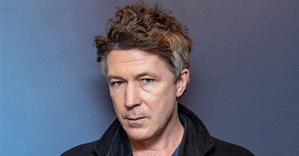 What To Watch With <em>Project Blue Book</em> Star Aidan Gillen