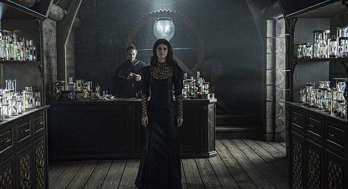 Yennifer in The Witcher (Netflix)