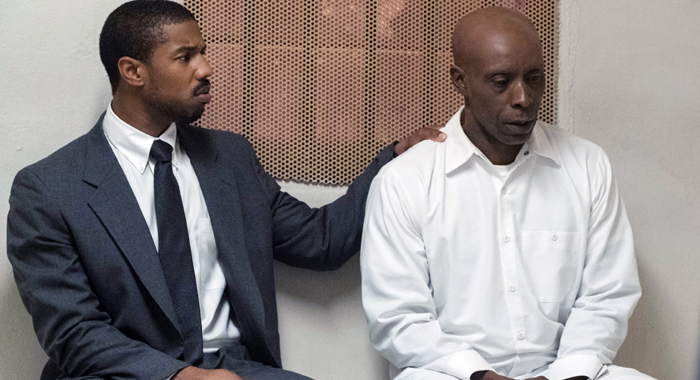 Just Mercy Star Rob Morgan On Channeling His Grandfather Joining The Marvel Universe And The Future Rotten Tomatoes Movie And Tv News