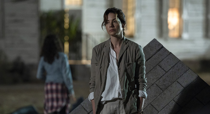 Messiah SEASON 1 PHOTO CREDIT Ursula Coyote/Netflix PICTURED Michelle Monaghan