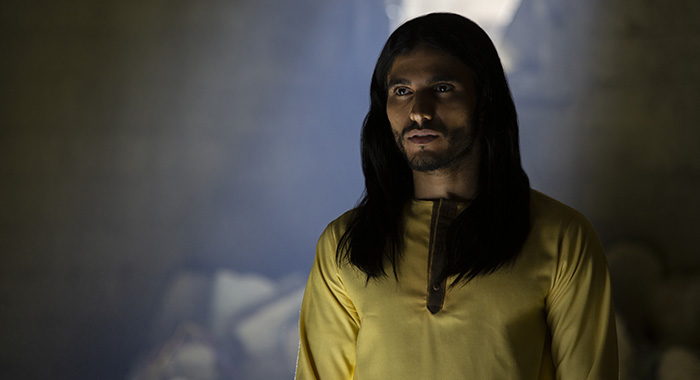 Messiah SEASON 1 PHOTO CREDIT Hiba Judeh/Netflix PICTURED Mehdi Dehbi