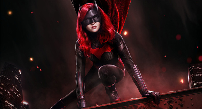 Ruby Rose as Kate Kane/Batwoman