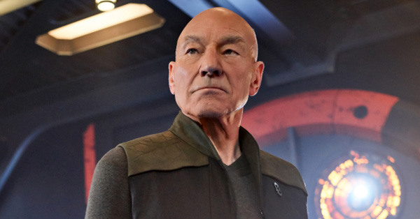 Patrick Stewart and the <em>Star Trek: Picard</em> Crew on Why the World Needs Jean-Luc Now More Than Ever