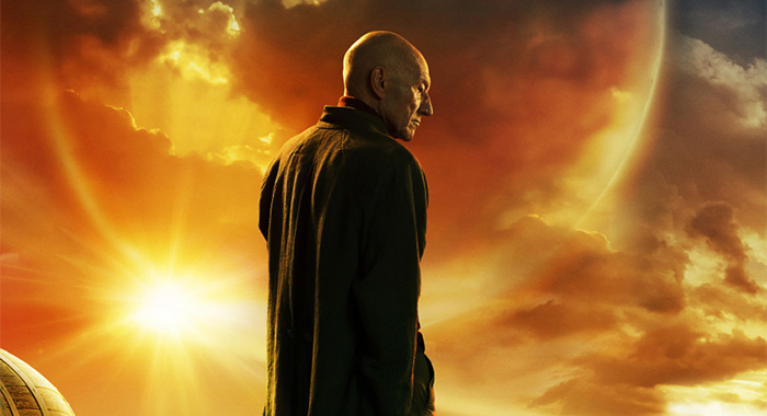 STAR TREK: PICARD -- Key Art Photo Cr: James Dimmock/CBS ©2019 CBS Interactive, Inc. All Rights Reserved.