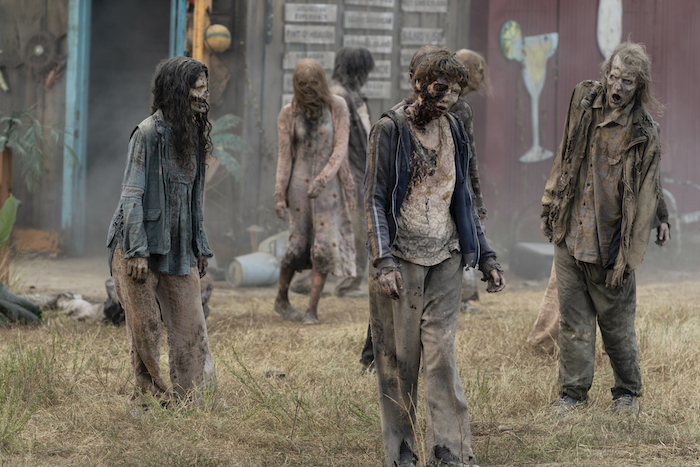 THE WALKING DEAD THE WORLD BEYOND