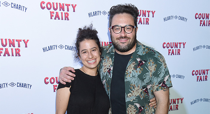 ILANA AND ELIOT GLAZER AMC SHOW