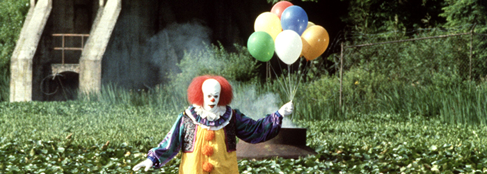 IT, (aka STEPHEN KING'S IT), Tim Curry, 1990, © Warner Bros. / Courtesy: Everett Collection