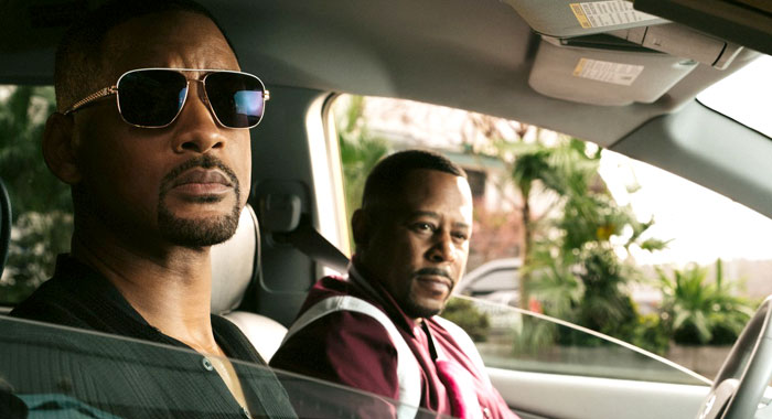 Bad Boys for Life stars Will Smith and Martin Lawrence (Columbia Pictures)