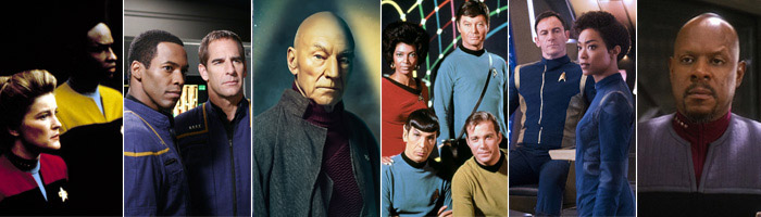 Star Trek TV series (CBS)