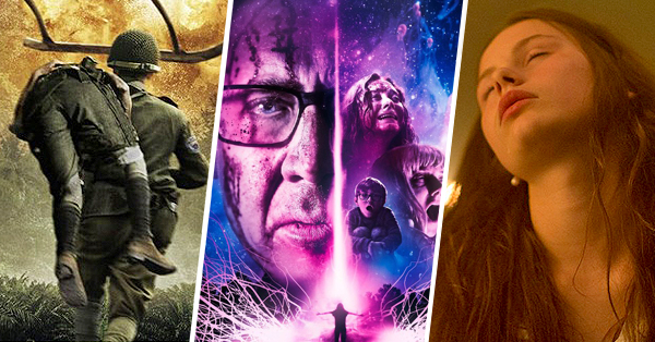 The Indie Fresh List: Nic Cage Goes Full Lovecraft, a War Hero Gets His Due, and Voodoo Lives
