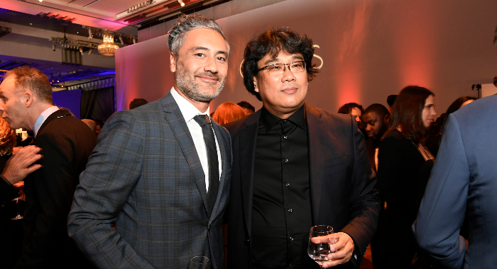 Taika Waititi and Bong Joon-ho