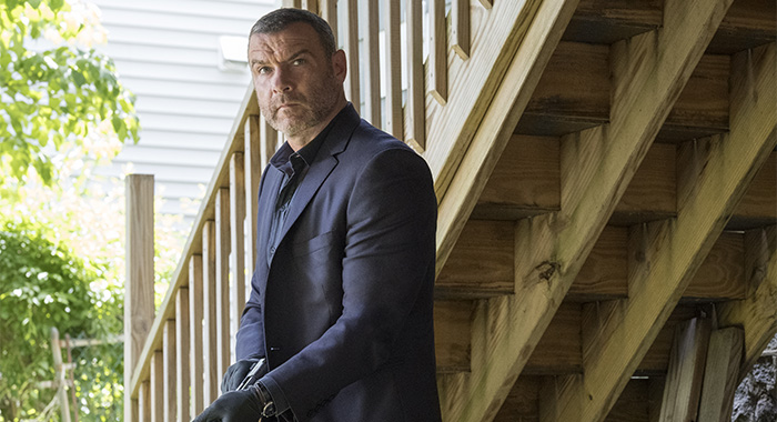 "Liev Schrieber as Ray Donovan in RAY DONOVAN, ""A Good Man is Hard to Find"". Photo Credit: Jeff Neumann/SHOWTIME."