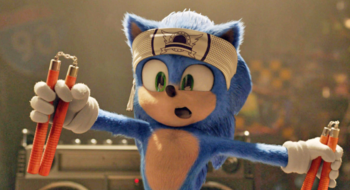 Sonic The Hedgehog First Reviews Jim Carrey Steals The Show In A Solid Family Adventure Rotten Tomatoes Movie And Tv News