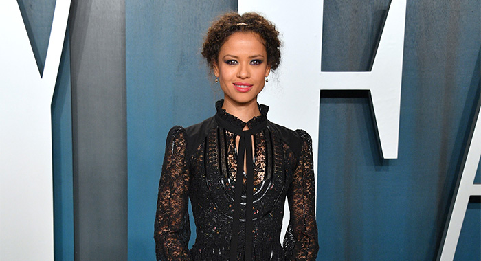 BEVERLY HILLS, CALIFORNIA - FEBRUARY 09: Gugu Mbatha-Raw attends the 2020 Vanity Fair Oscar party hosted by Radhika Jones at Wallis Annenberg Center for the Performing Arts on February 09, 2020 in Beverly Hills, California. (Photo by George Pimentel/Getty Images)