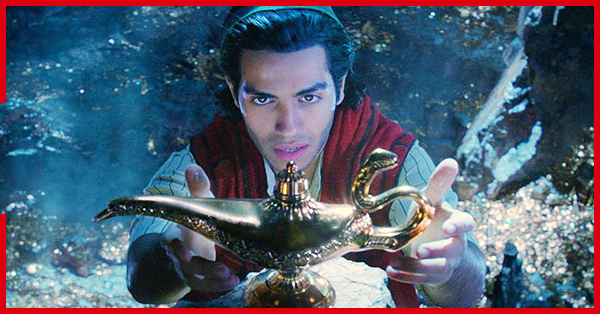 Disney&#8217;s Live-Action <em>Aladdin</em> Gets A Sequel, and More Movie News