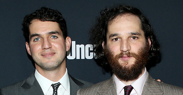 <em>Uncut Gems</em> Directors the Safdie Brothers Are Creating a Comedy Series for Showtime