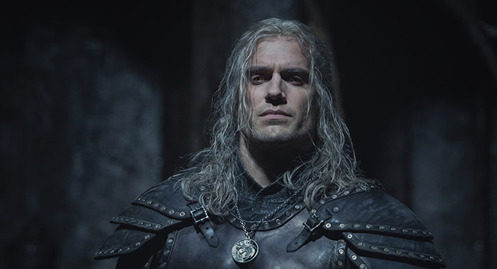 Henry Cavill in The Witcher season 2