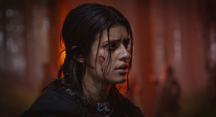 Anya Chalotra in The Witcher season 2