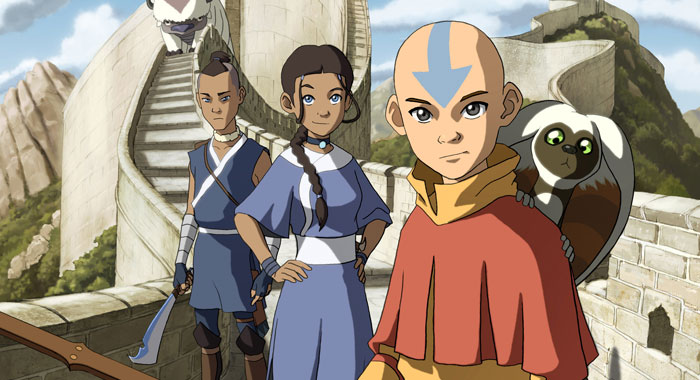 Avatar: The Last Airbender (Nickelodeon)