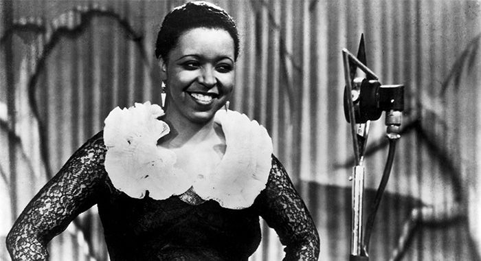 ETHEL WATERS, early 1930s (Courtesy Everett Collection)