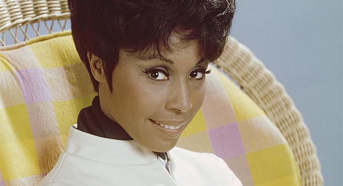 JULIA -- Pictured: Diahann Carroll as Julia Baker -- Photo by: NBCU Photo Bank