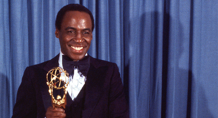 PASADENA, CA - SEPTEMBER 9: Actor Robert Guillaume in the press room at The 31st Annual Primetime Emmy Awards on September 9, 1979 at the Pasadena Civic Auditorium, California (Photo by Walt Disney Television via Getty Images)