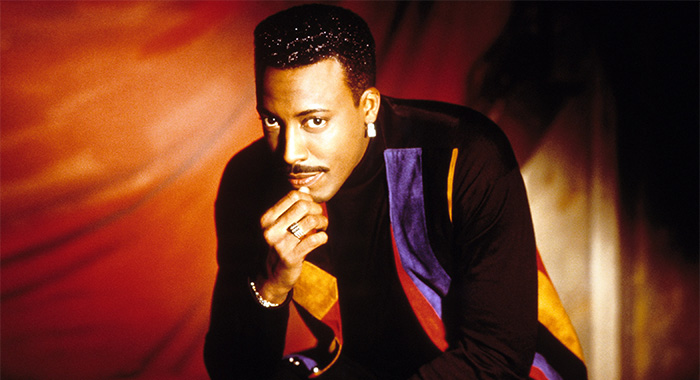 THE ARSENIO HALL SHOW, Arsenio Hall. 1989 - 1994. (c) Paramount Television/ Courtesy: Everett Collection.