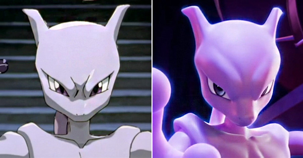 <em>Pokémon the Movie: Mewtwo Strikes Back Evolution</em> Is Classic Pokémon on CGI Steroids