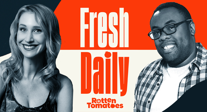 Rotten Tomatoes Launches Fresh Daily On Quibi For All Your Binge Watching Needs Rotten Tomatoes Movie And Tv News