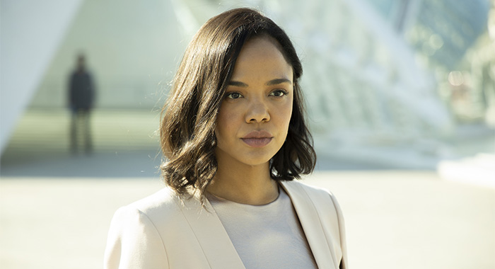 Photograph by John P. Johnson/HBO Tessa Thompson HBO Westworld Season 3 - Episode 1