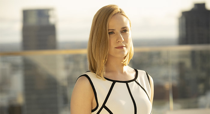 Photograph by John P. Johnson/HBO Evan Rachel Wood HBO Westworld Season 3 - Episode 1