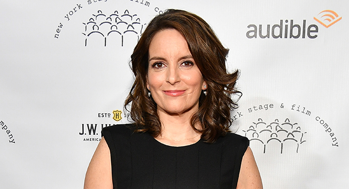Honoree Tina Fey attends the 2017 New York Stage & Film Winter Gala at Pier Sixty at Chelsea Piers on December 5, 2017 in New York City. (Photo by Dia Dipasupil/Getty Images)