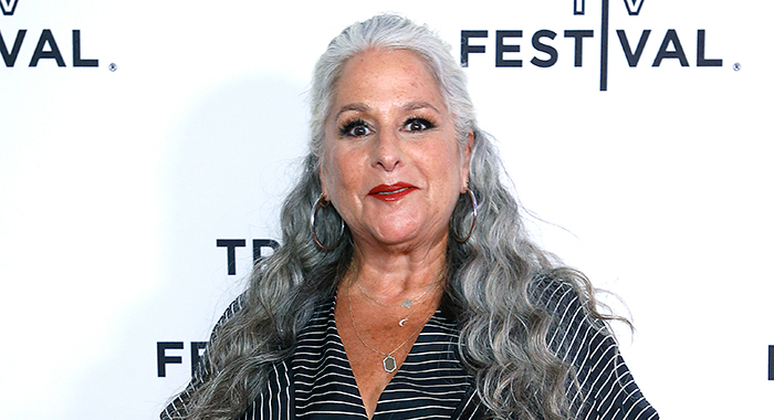 "Executive producer Marta Kauffman attends ""Friends"" 25th Anniversary during 2019 Tribeca TV Festival at Regal Battery Park Cinemas on September 13, 2019 in New York City. (Photo by John Lamparski/Getty Images for Tribeca TV Festival)"
